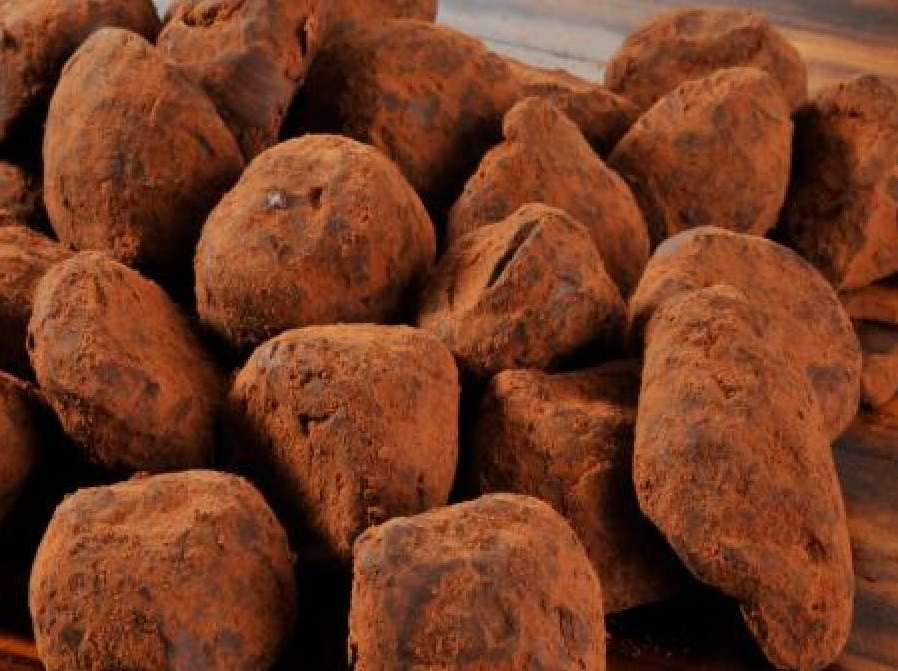 trufes chocolat