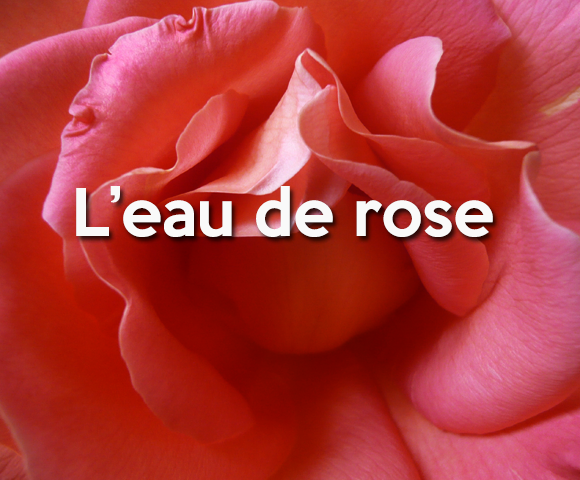 eau florale de rose